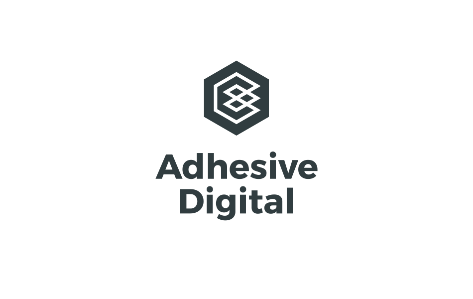 Adhesive Digital logo